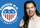 Andrew W.K. Just Created A Political Party – The Party Party