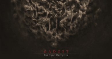 Gadget-GreatDestroyer-albumcoverart-feat