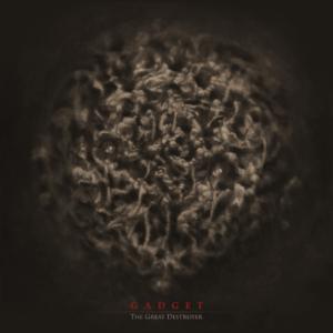 Gadget-TheGreatDestroyer-albumcoverart