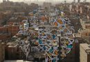 eL Seed Paints Mural Across 50+ Buildings in Cairo