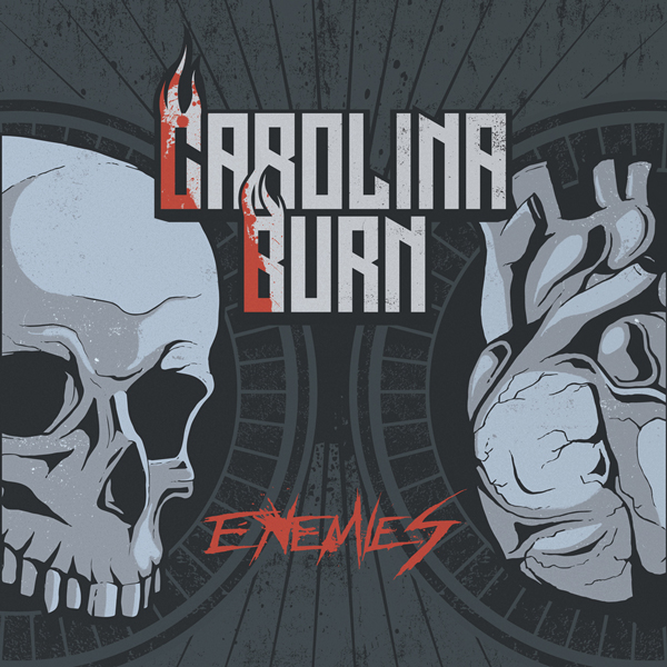 Album cover for Carolina Burns