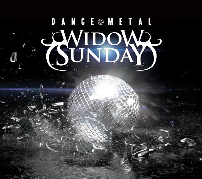 Album cover for Widow Sunday