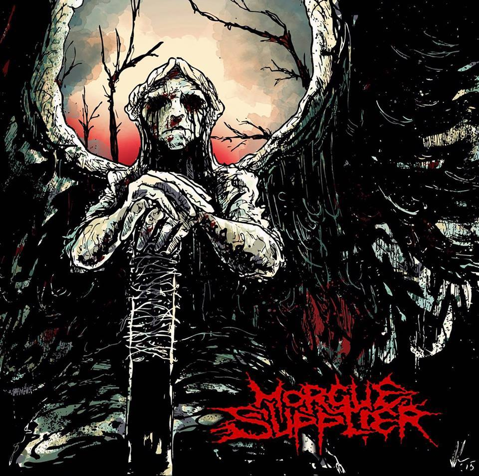 Cover art for Morgue Supplier