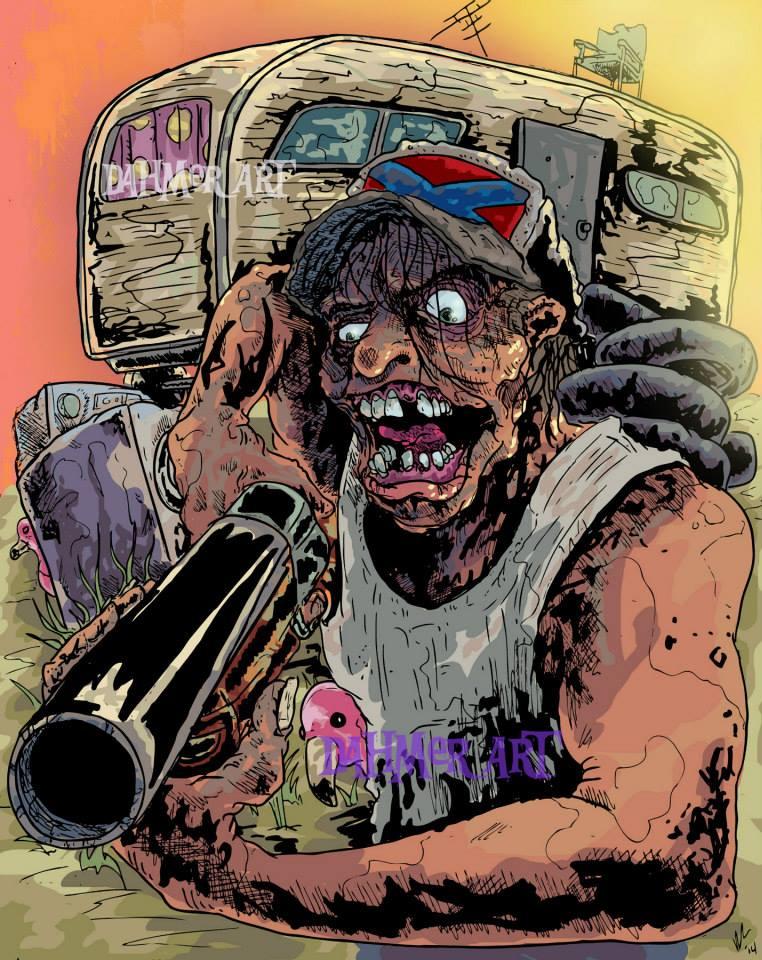"""Trailer Trash Terror"""