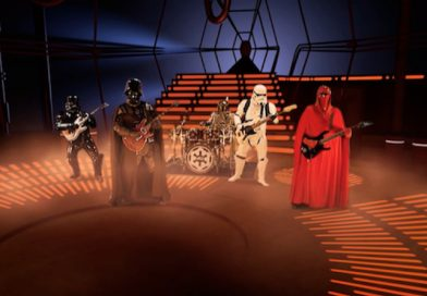"Music Video: GALACTIC EMPIRE Return with ""The Imperial March"""