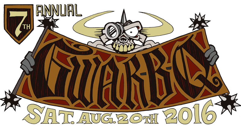 7th Annual GWAR B-Q Announces First Fistfull of Bands
