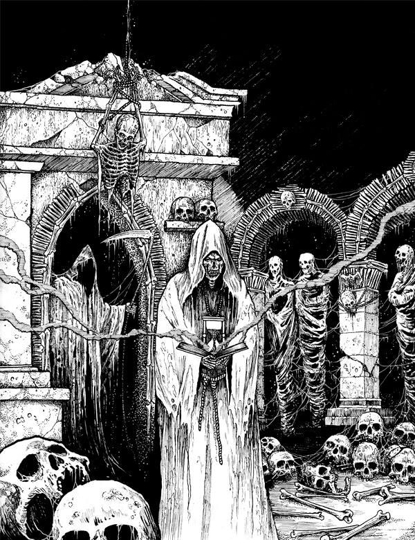 Illustration for Soulskinner