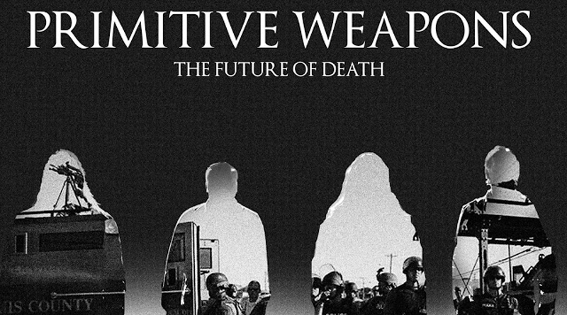Stream: PRIMITIVE WEAPONS Sophomore Effort 'The Future of Death'