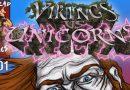 Vikings vs. Unicorns: A Heavy Metal Comic with Rainbow Blood!