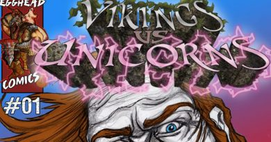 VikingsVsUnicorns-issue1-cover-feat