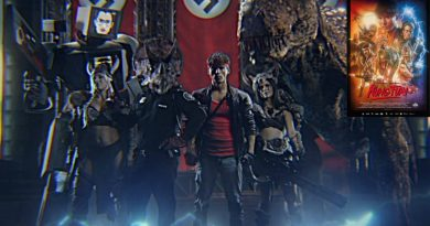 Movie Night: Kung Fury (2015)