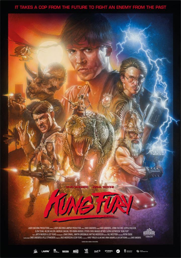 KungFury2015-poster