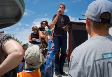 Tony Hawk Helps Celebrate His Foundation's 500th Skatepark – A-Dog Skatepark