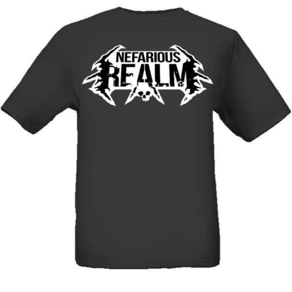 Tshirt-NefariousRealm-logo