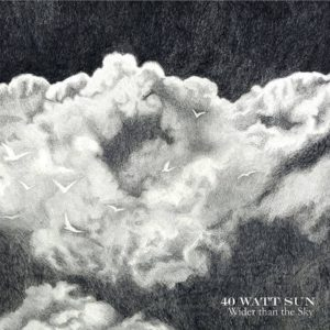 40WattSun-WiderThanTheSky-coverart