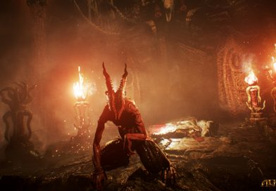 Agony – The First Survival Horror Game Based in Hell