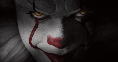 First Glimpse of Pennywise from the Forthcoming 'It' Adaptation, Release Date Set