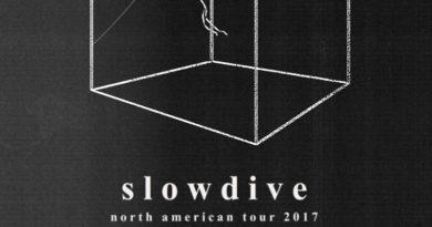 SLOWDIVE Announce US Tour Dates