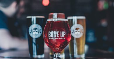 Interview: Liz and Jared Kiraly of Bone Up Brewing