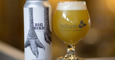 Trillium Brewing Company Releases Big Bird