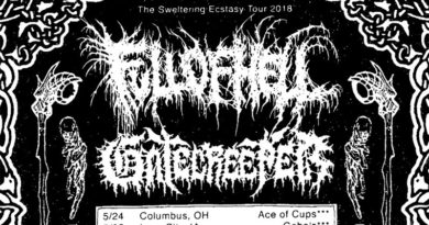 FULL OF HELL & GATECREEPER Join for North American Summer Tour