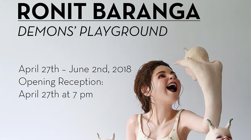 Exhibit: Ronit Baranga – Demons' Playground @ Booth Gallery