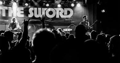 THE SWORD Live in Boston (2018/05/08)