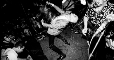 DAUGHTERS Sign with Ipecac Recordings; Release First New Song in 8 Years
