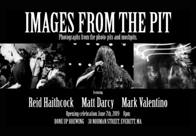 Images from the Pit: A Photography Exhibit from the Photopits and Moshpits