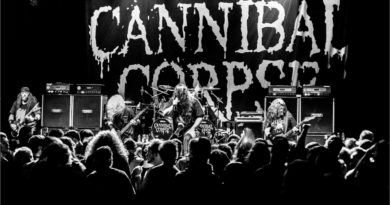 Photos: CANNIBAL CORPSE, MORBID ANGEL, NECROT and BLOOD INCANTATION (Buffalo, NY – 2019/03/06)