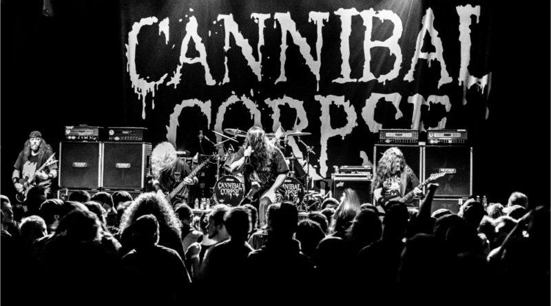 Photos: CANNIBAL CORPSE, MORBID ANGEL, NECROTand BLOOD INCANTATION (Buffalo, NY – 2019/03/06)